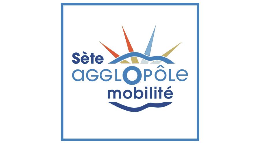 Sète Agglopole Mobilité Logo Vector