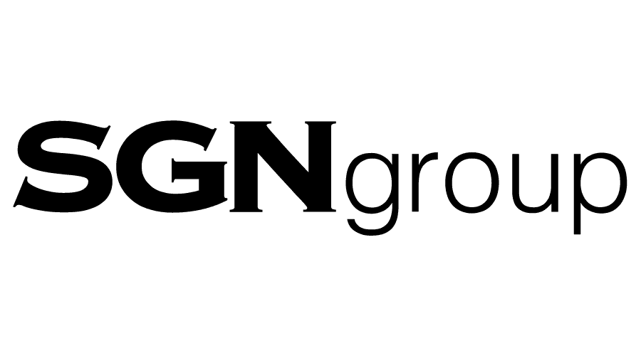 SGN Group, Inc. Logo Vector