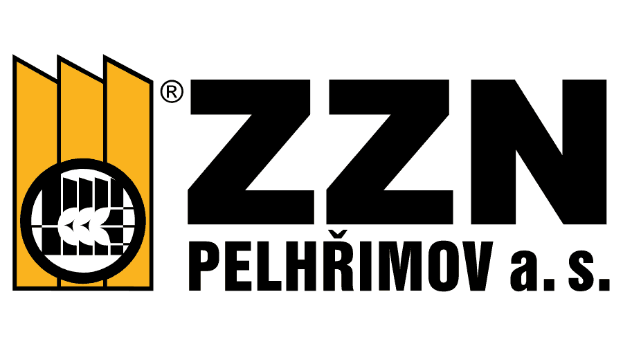 ZZN Pelhřimov a. s. Logo Vector