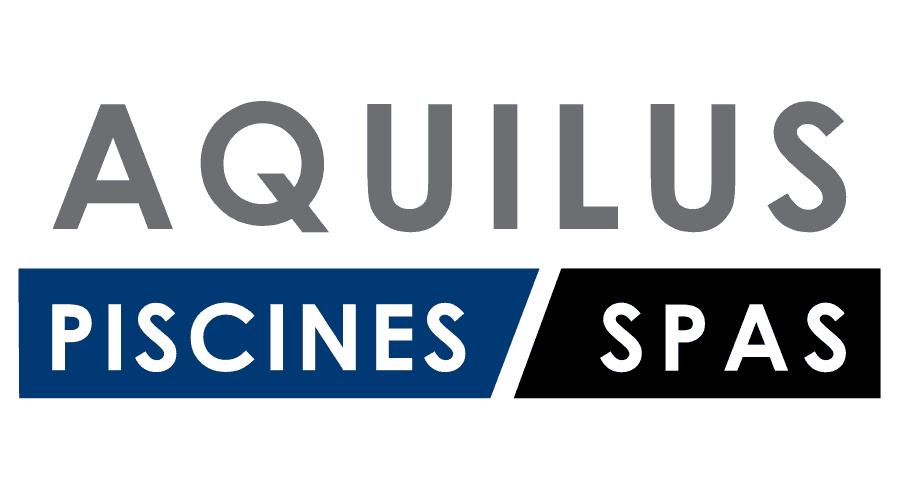 Aquilus Piscines Spas Logo Vector