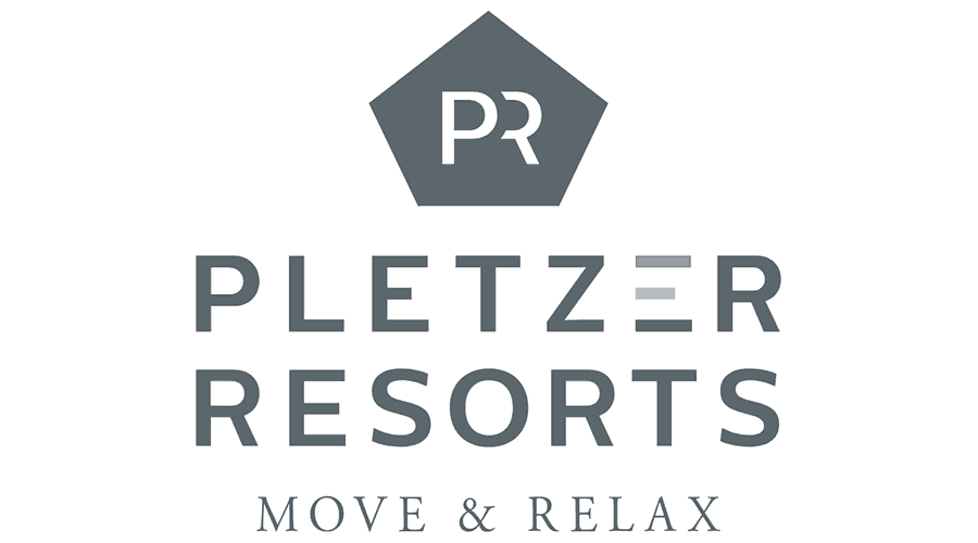 Pletzer Resorts Move and Relax Logo Vector