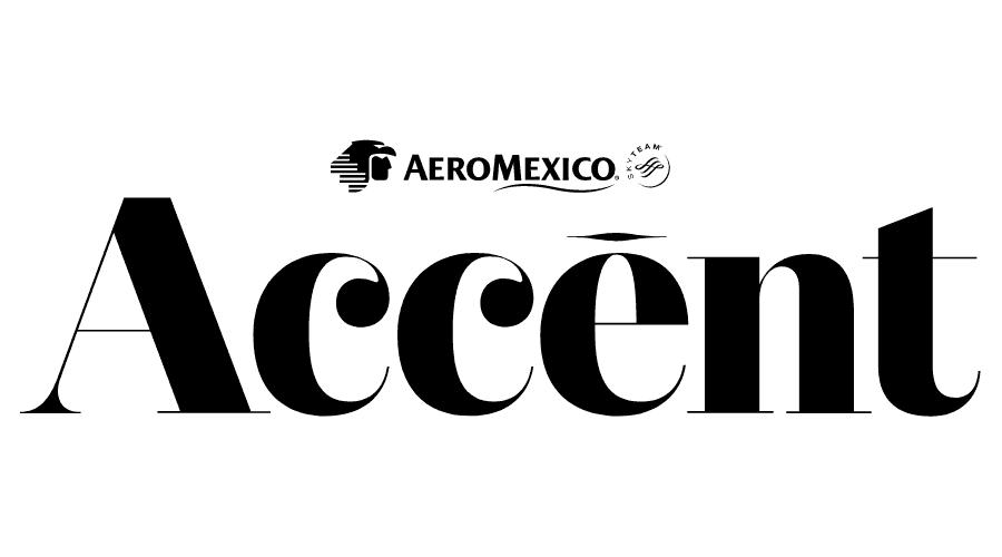 Aeroméxico Accent Logo Vector