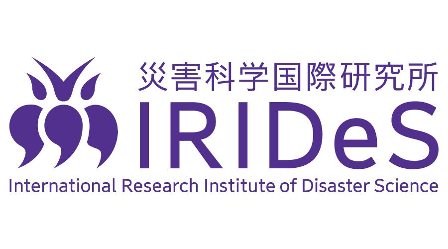 災害科学国際研究所 International Research Institute of Disaster Science (IRIDeS) Logo Vector