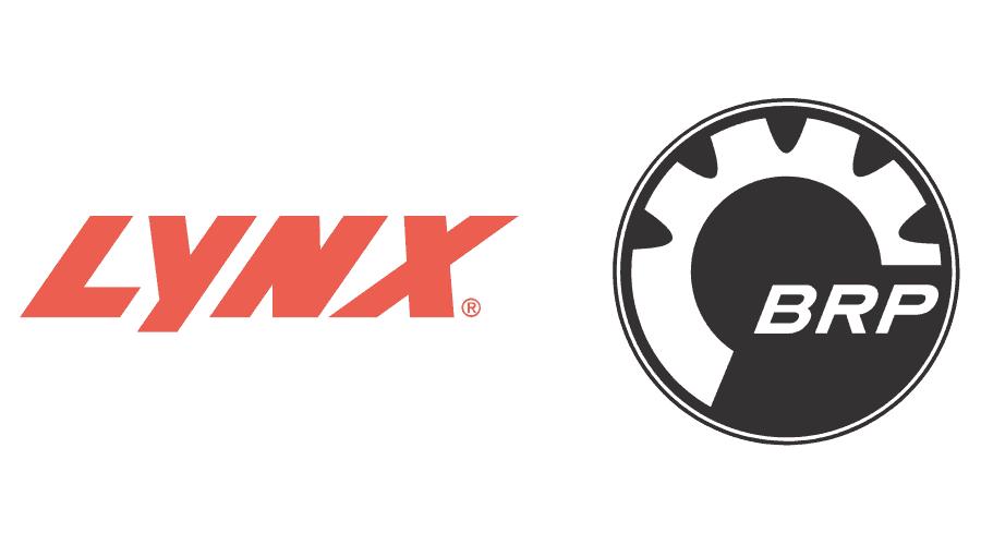 Lynx Snowmobiles by BRP Logo Vector