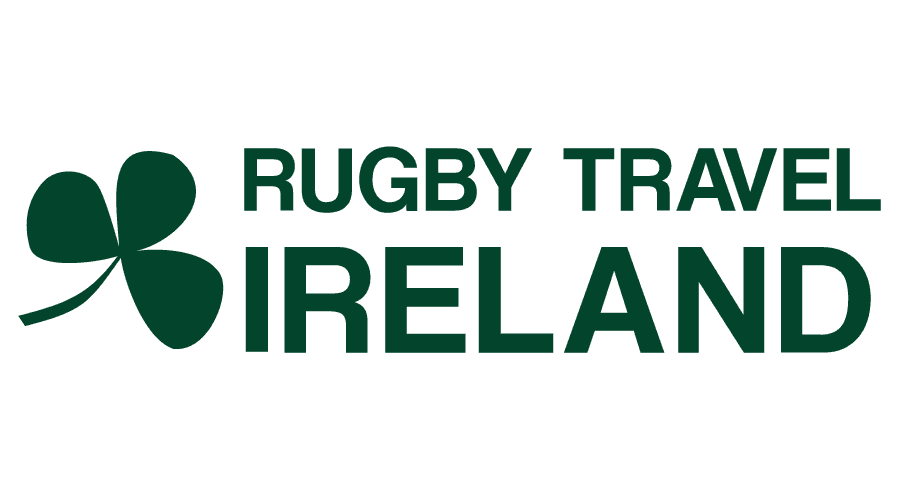 Rugby Travel Ireland Logo Vector