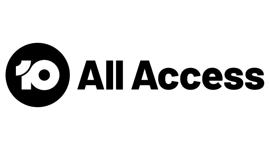 Ten All Access Logo Vector