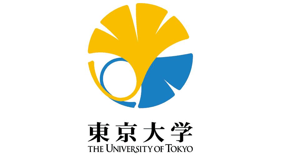 東京大学 The University of Tokyo Logo Vector