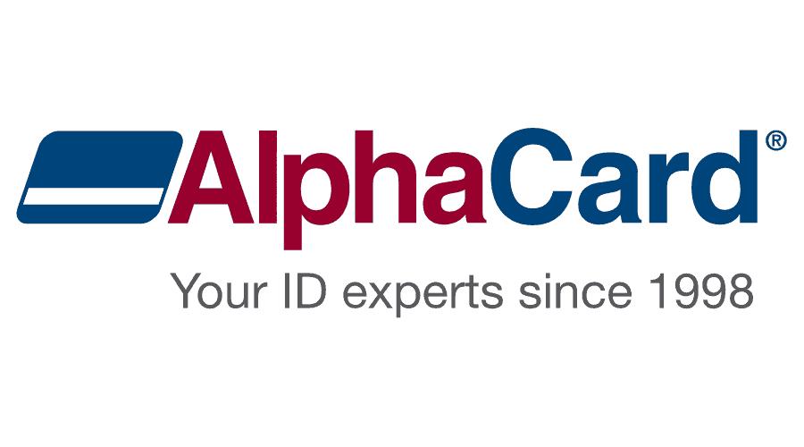 AlphaCard Logo Vector