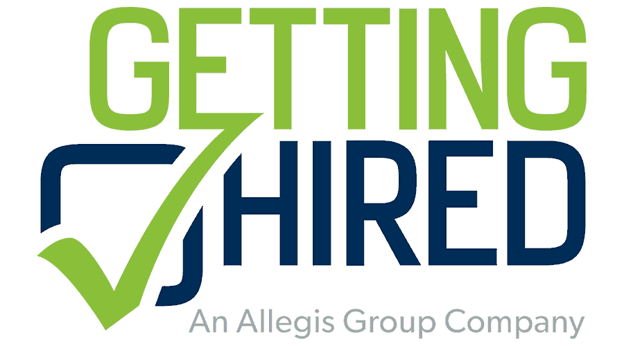 Getting Hired, An Allegis Group Company Logo Vector