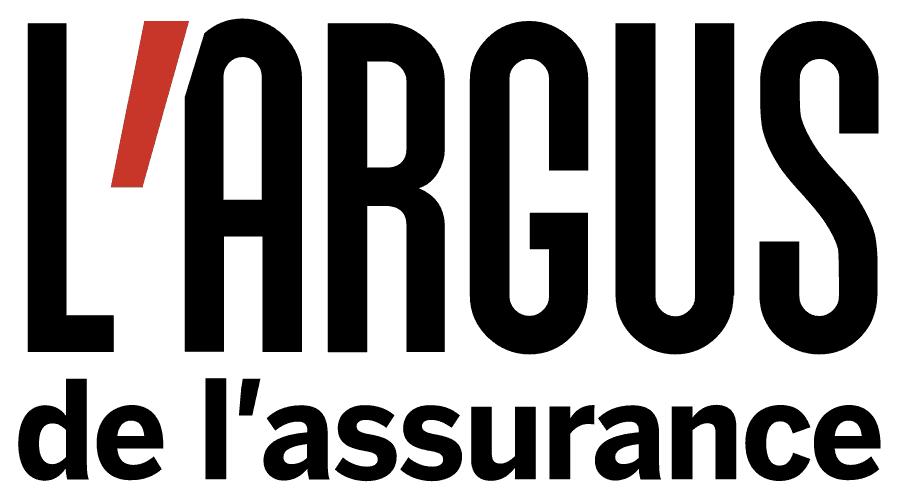 L'argus de l'assurance Logo Vector