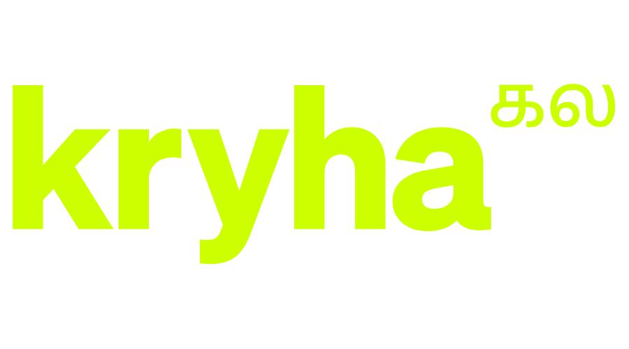 Kryha.io Logo Vector