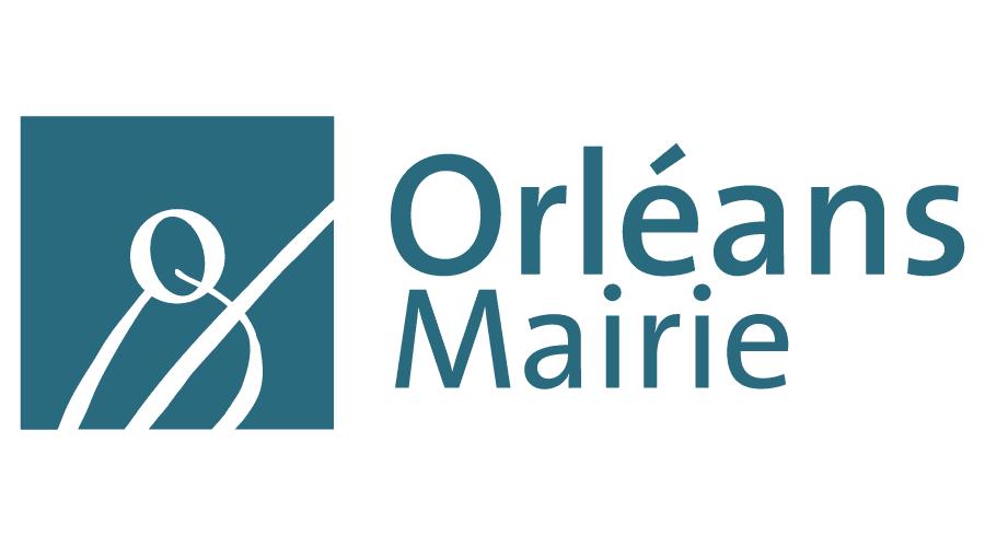 Orléans Mairie Logo Vector