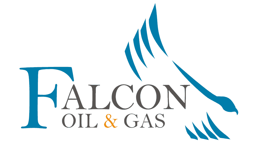 Falcon Oil and Gas Ltd Logo Vector