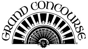 Grand Concourse Restaurant Logo Vector's thumbnail