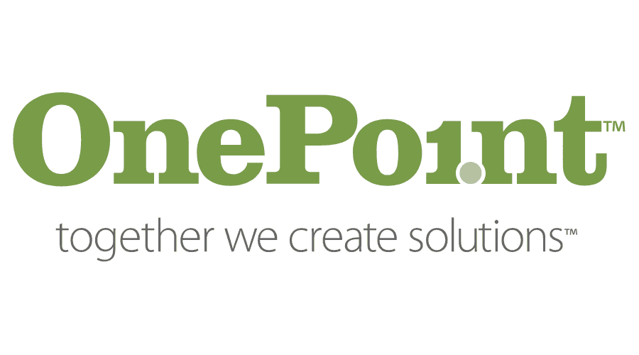 One Point Inc Logo Vector