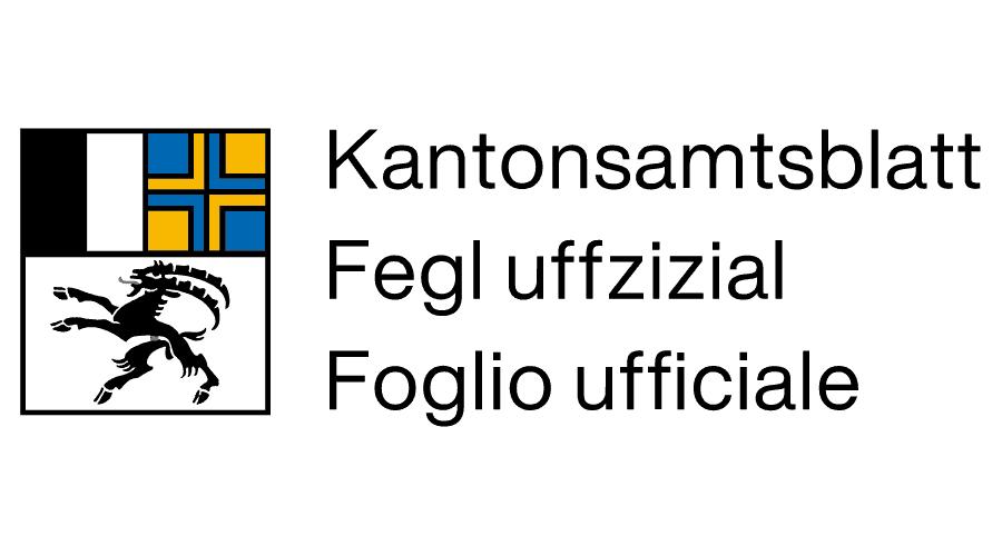 Kantonsamtsblatt Logo Vector