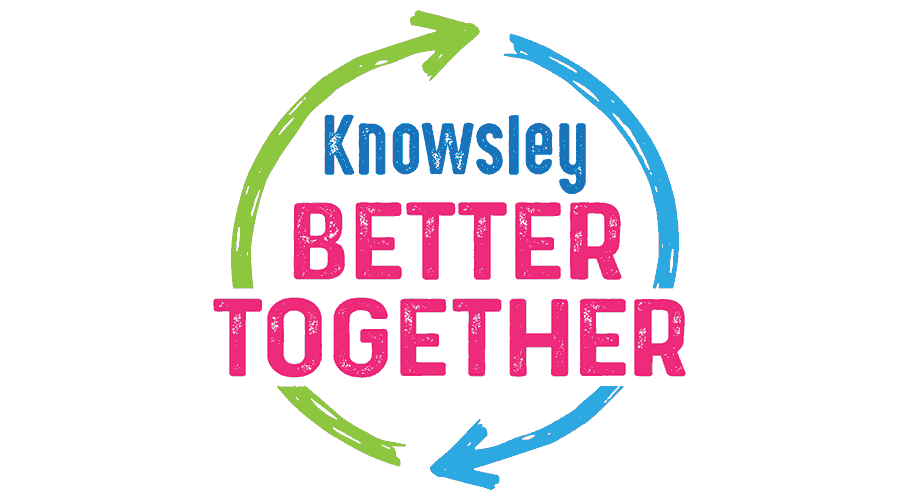 Knowsley Better Together Logo Vector