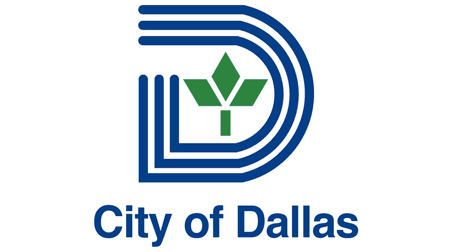 City of Dallas Logo Vector