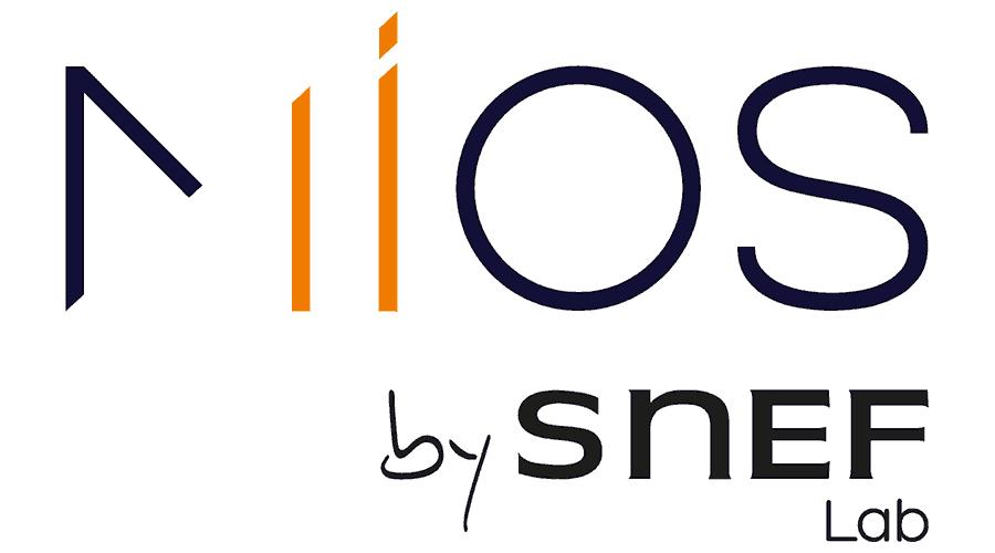 MIOS by SNEF Lab Logo Vector