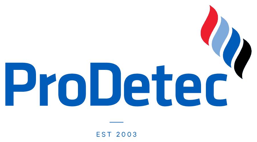 ProDetec Pty Ltd Logo Vector