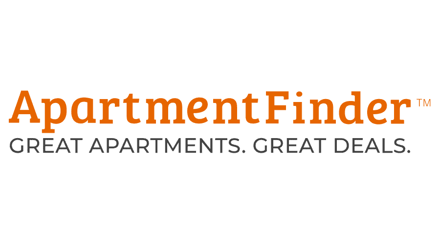 Apartment Finder Logo Vector