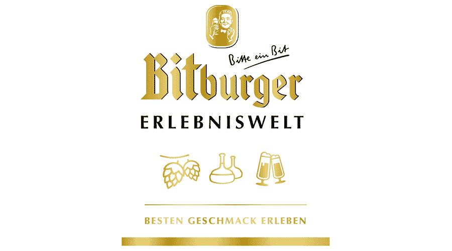 Bitburger Erlebniswelt Logo Vector