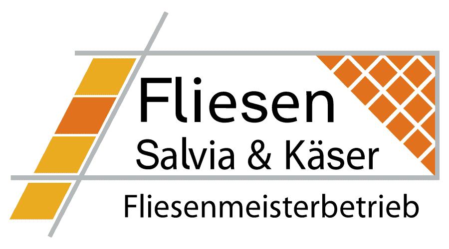 Fliesen Salvia & Käser GmbH & Co. KG Logo Vector