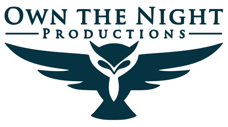 Own The Night Productions Logo Vector